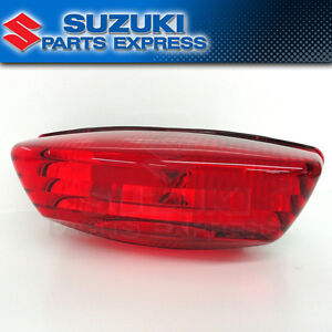NEW 2005 - 2008 SUZUKI QUADSPORT LTZ 400 LT-Z OEM TAIL LIGHT LAMP 35710-03G30