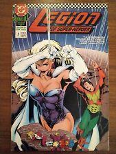 DC COMICS | LEGION OF SUPER-HEROES ANNUAL #1 | 1990