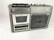 Sharp GF-3800 Radio Cassette Player - Boom Box - Good Condition - Vintage