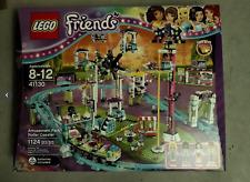 LEGO FRIENDS 41130 AMUSEMENT PARK ROLLER COASTER BRAND NEW SEALED
