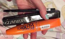 Rimmel and Avon Makeup Set *GREAT CHRISTMAS GIFT* Mascara & Eyeliner Triple Pack