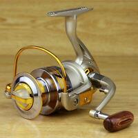 10BB Ball Bearing Saltwater/ Freshwater Fishing Spinning Reel 5.5:1 Gear Ratio