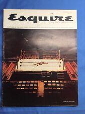 Esquire Magazine October 1962