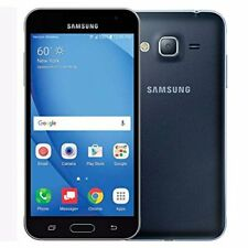 MINT A+ Samsung Galaxy J3 Express Prime J320A 16GB Black (AT&T + Unlocked)