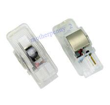 2x LED Door Courtesy Laser Shadow Projector Light for PEUGEOT 508 5008 RCZ 607