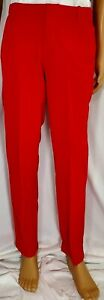 Nike Men's Golf Trousers Pants NK Flex Vapor Slim University Red BV0273-657