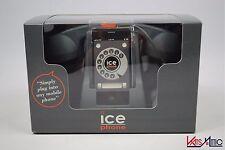 ICE Phone Retro Grey Dock Handset for Mobile Smartphones NEW