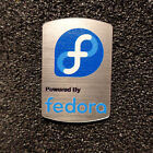Fedora Linux Logo Label Decal Case Sticker Badge 488