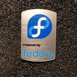 Fedora Linux Logo Label Decal Case Sticker Badge [488]