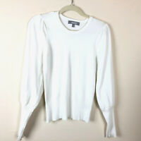 Marled Reunited Clothing sweater Women's Size Small White