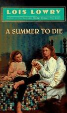 A Summer to Die by Lowry, Lois