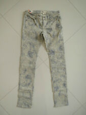 BNWT Roxy Ladies Suntrippers Print  Skinny Stretch Jeans   Size : W25 L31