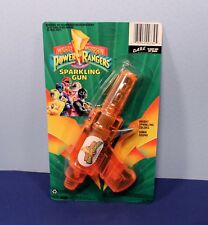 Mighty Morphin Power Rangers Novelty SPARKLING GUN Toy 332
