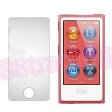 10 X Film protector Protector de Pantalla LCD Frontal Para Apple iPod Nano 7 7G 7th Gen UK