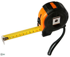 RUBAN ADHÉSIF ROULEAU taille Bande Mètre à 10 m Orange