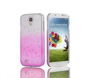 3D Light Pink Rain Drop Cases for Samsung Galaxy S4