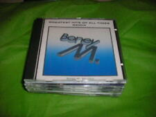 CD Pop Boney M Greatest Hits Of All Times BMG ARIOLA