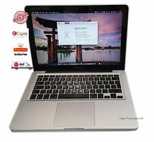 "Apple MACBOOK PRO 13 ""Core i7 2,9 GHz 8GB di RAM 750 GB HD A1278 (Mid 2012)"