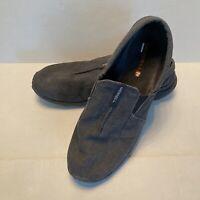 Merrell Jungle Ayers Moccasin J95315 Slip On Shoes, Men's Size 14, Black Vegan
