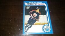 1979-80 OPC Rookie WAYNE GRETZKY Reprint #18 Great Card!! BV$$$