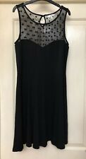 New Look Black Dress, Size 14 - Lovely!