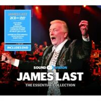 James Last - The Essential Collection Nuovo CD Plus DVD