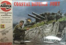Airfix Coastal Defence Fort & Figurines Set Ref 06706 Escala 1:72