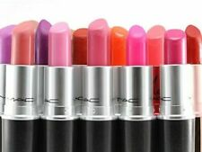M.A.C MAC Retro Matte Frost Lustre Amplied Lipstick Choose Shades 3g / 0.1 USoz
