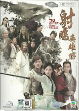 THE LEGEND OF THE CONDOR HEROES - CHINESE TV SERIES DVD BOX SET ( 1-52 EPS)