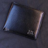 Men's Business Leather Wallet Pocket Card Holder Clutch Bifold Slim Purse Hot
