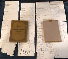 GERMANY German Hermann Scheibe guide to general war history Battle Maps 1800s