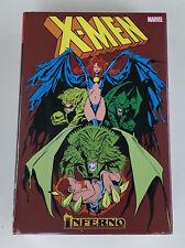 New listing X-Men Inferno Omnibus New & Sealed Hc Marvel X-Factor New Mutants Hardcover