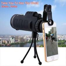1x Super High Power 40X60 Portable HD OPTICS Night Vision Monocular Telescope G#