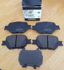 Fremax Carbon+ Front Brake Pad Set For Toyota Corolla Celica Matrix Verso Prius