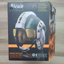 Hasbro Star Wars The Black Series Wedge Antilles Battle Simulation Helmet USA