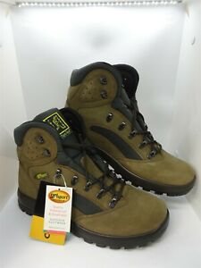 NIB Grisport Size 46 Mens Taupe Ambleside Waterproof Hiking/Walking Vibram Boots