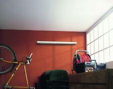 MASSIVE BY PHILIPS 42117 Slimline Lampe de plafond Murale Blanc 30W/g13 4000k