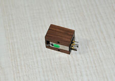WOOD BODY for Audio-Technica AT95E Cartridge MC Look Tonabnehmer Walnut - NEW -
