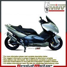 Scarico Completo MIVV Suono Acciaio inox per Yamaha T-Max 500 2008 > 2011