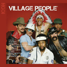Icon The Village People CD 2014 UPC 602537792658