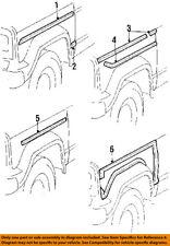 Jeep CHRYSLER OEM 84-89 Grand Wagoneer Hood-Molding Trim Right J0971812