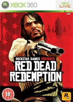 Red Dead Redemption XBox 360 *in Good Condition*