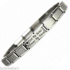 1st MY SISTER FOREVER MY FRIEND - JSC Adjustable Charm Bracelet, Gift, Birthday