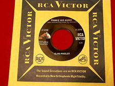 ELVIS PRESLEY~FRANKIE AND JOHNNY~PLEASE DON'T STOP LOVING ME~RCA~47-8780 ~ 45