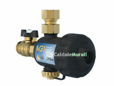 Calentadores de agua para unidades de climatización
