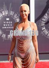Big Boobed Celebrity Stars - Winners - Amber Rose