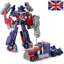 HOT TRANSFORMER OPTIMUS PRIME MECHTECH  ROBOT TRUCK CAR ACTION FIGURE TOYS UK