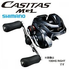 Shimano Casitas MGL 100 HG Right Handle Baitcasting Reel New F/S with Tracking