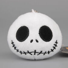 The Nightmare Before Christmas jack plush Halloween ornament gift key chain new