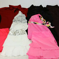 Womens 2X Active Wear Clothes Mixed Lot Lululemon Leggings Skirts Pants Athletic